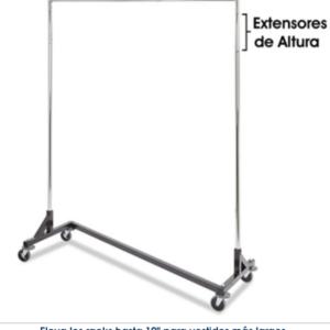 Extensores de altura RackZ H5033 (2)