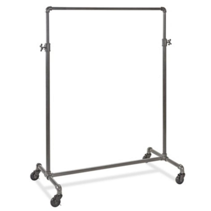 rack estilo tuber a para ropa dkm ubertatis s a de c v. Black Bedroom Furniture Sets. Home Design Ideas